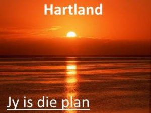 hartland plan